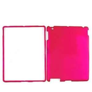 Apple iPad 2 Honey Hot Pink, Leather Finish Hard Case/Cover
