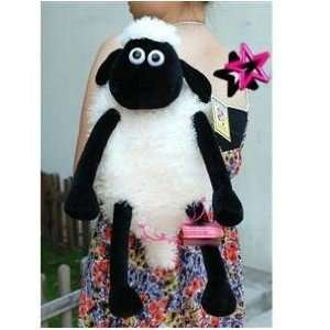 whole cute shaun the sheep style plush shoulder side bag Toys & Games