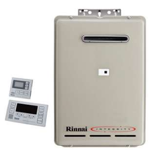 Rinnai R53eN 4.8 GPM Natural Gas Outdoor Tankless Water Heater with