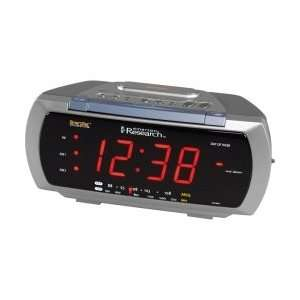 SmartSet Dual Alarm AM/FM Clock Radio With Lamp Control