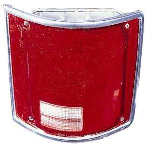 978 91 Chevrolet Jimmy Tail Light ~ Left (Drivers Side, LH)  , 78