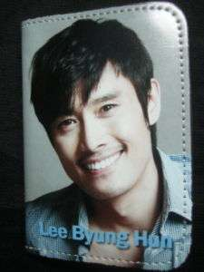Korean drama Lee Byung Hun IRIS GI Joe Card Case Wallet