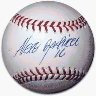 Alexei Ramirez Signed Rawlings MLB Baseball