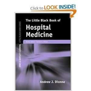 Little Black Book of Hospital Medicine byDionne: Dionne