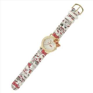 Encircle your wrist in gorgeous style with this stunning Hello Kitty