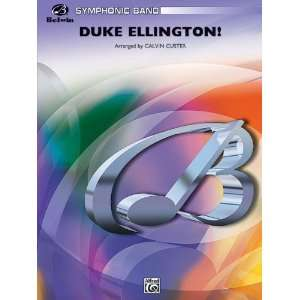 Duke Ellington (Medley for Concert Band) Conductor Score