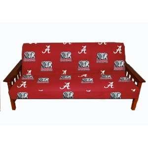 Alabama Crimson Tide   Futon Cover   (SEC Conference