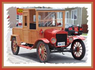 Ford  Model T Truck in Ford   Motors