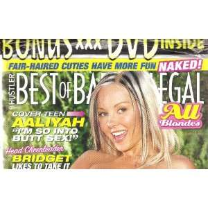 BEST OF BARELY LEGAL 2010 ALL BLONDES Books