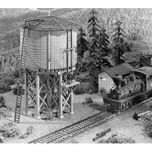 Campbell Scale Models HO Water Tower Kit Toys & Games