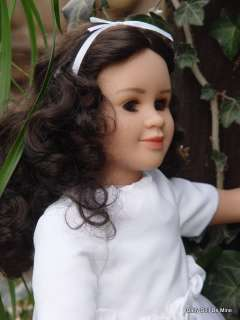 New in Box My Twinn Doll  Lauren  Dark Hair and Brown Eyes
