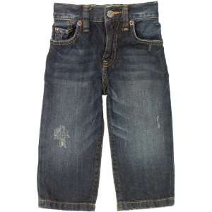 The Childrens Place Boys Premium Straight Jeans   Worn Sizes 6m   4t