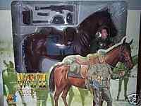 DRAGON WWII GERMAN ARMY WEHRMACHT CAVALRYMAN & HORSE BLITZ MIB