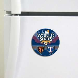 Texas Rangers vs. San Francisco Giants 2010 World Series