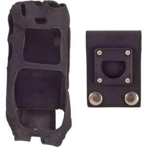 OEM Motorola iDEN r750 Black Nylon Carry Case   FLN9580A