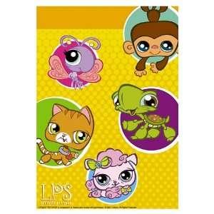 Littlest Pet Shop Loot Bags Set of 8 Toys & Games