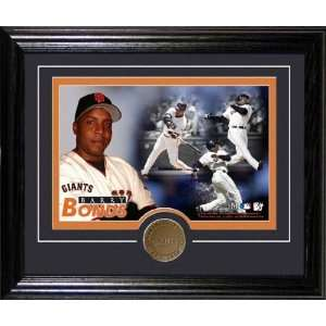 Barry Bonds San Francisco Giants Framed Photograph with