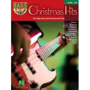 Hits   Bass Play Along Songbook Volume 33   Book and CD Package   TAB