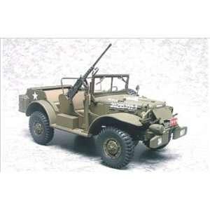 AFV Club Models 1/35 WC51 3/4 Ton, 4x4 Truck, Command Car