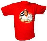 Michael Schumacher T Shirt (Ferrari F1 driver champion)