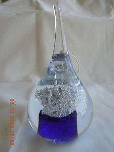 Adam Jablonski Lead Crystal Art Glass/Paperweight   New