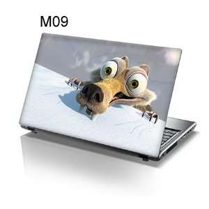 Taylorhe laptop skin protective decal scrat from iceage Electronics