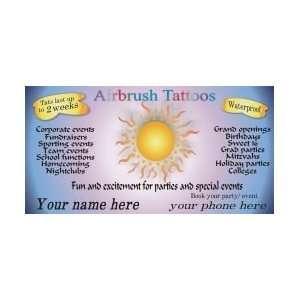 Tattoo Stencil   Banner 52: Health & Personal Care