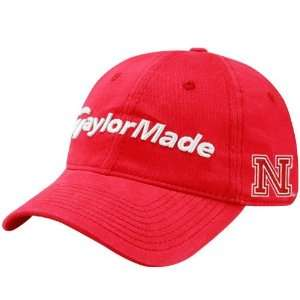 TaylorMade Nebraska Cornhuskers Scarlet NCAA Golf