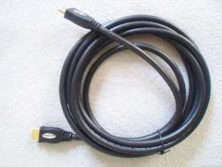 3m 3D 1.4 a FullHD HDMI Kabel PS3 Xbox 360 LCD Plasma