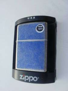 Zippo Lighter 24250 Mood Indigo with Media New in Box