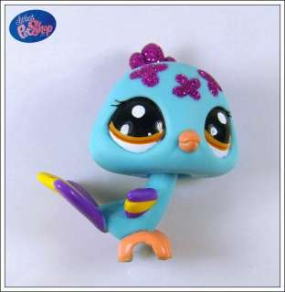 Littlest Pet Shop Collection Child Girl Figure Cute Toy Loose Rare