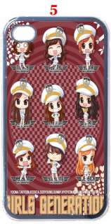 SNSD Girls Generation iPhone 4 Hard Case