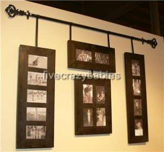 Extra Large Luxury HANGING MULTI PHOTO FRAME XL Wall Multiple Collage