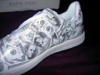Bathing Ape Bape Bapesta Bejamin Limited Ed. Shoes BN