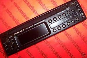 Pioneer Car Stereo Face Plate Model DEH P705 DEHP705