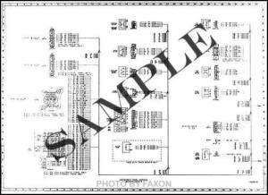1987 Chevy GMC R V Truck and Suburban Wiring Diagram 87