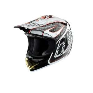 Troy Lee Designs Downhill Helm Air ECE History black gold