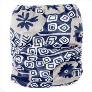 BABY Re Usable CLOTH DIAPER NAPPY + 1 INSERT F533