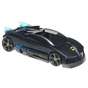 BATMAN B9909   BATMAN Animated Batmobile: .de: Spielzeug