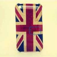 RETRO DESIGN BRITAIN FLAG ENGLAND UK FLAG HARD CASE COVER FOR iPhone 3