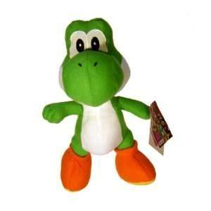 Nintendo Super Mario Yoshi Plüschfigur, 20 cm  Spielzeug