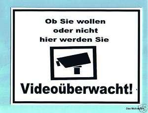 video kamera überwachung