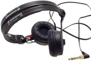 Sennheiser HD 25 1 II Basic Edition Profi. DJ Kopfhörer
