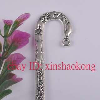 FREE SHIP 15pcs Tibetan Silver Nice Bookmarks KB6634