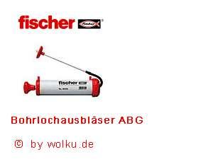 St. Bohrloch Ausbläser ABG Fabr. Fischer