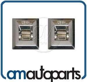 Buick Chevy GMC Pontiac Olds Power Door Lock Switch Button Pair Set