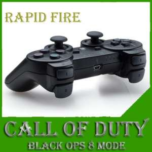 MODDED PS3 Wireless Controller MW2 COD BLACK OPS COD7