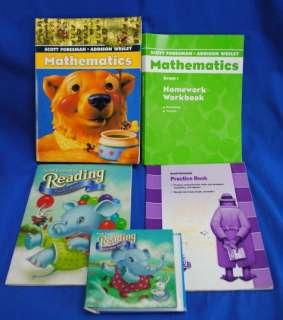 Scott Foresman Teaching Books & CDs Home School Teacher