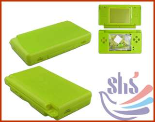 Green Shell Replacement Case Housing for NDS Lite NDSL