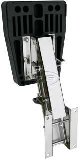 STAINLESS STEEL OUTBOARD AUXILIARY MOTOR BRACKET  10HP